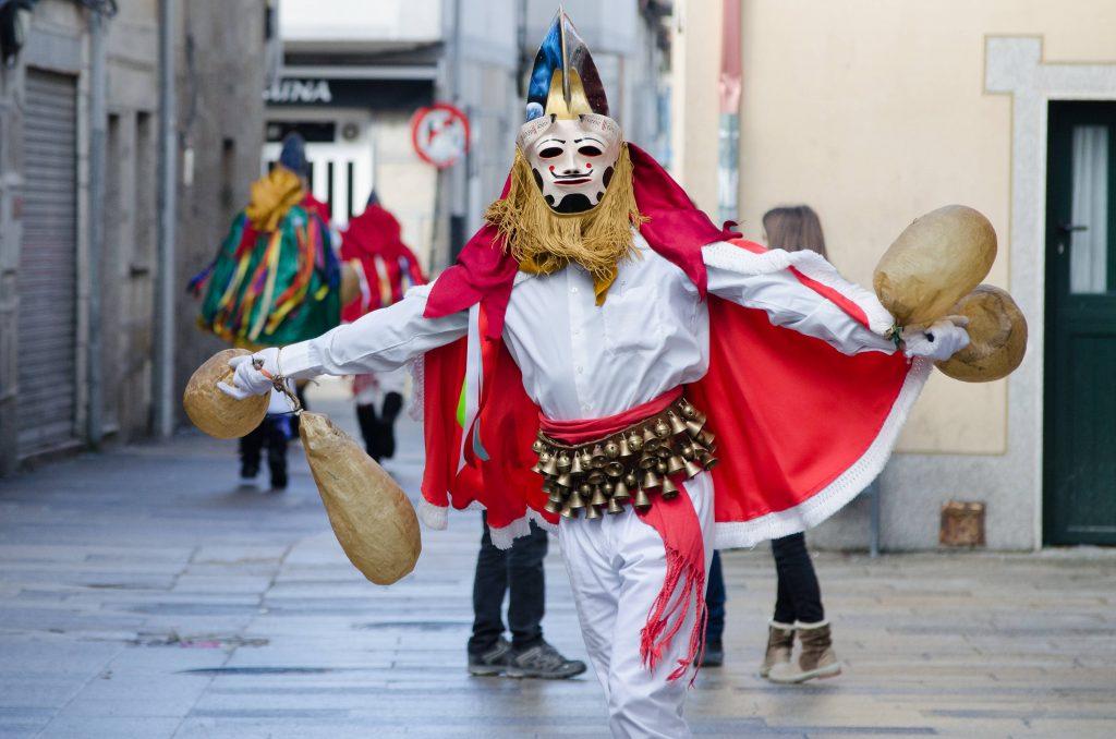 Los carnavales de Ourense, un bonito viaje para hacer con la familia