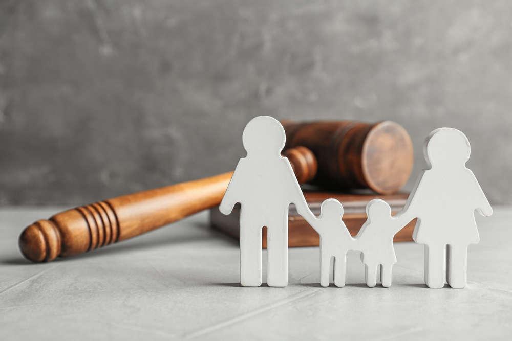 Los derechos de la familia